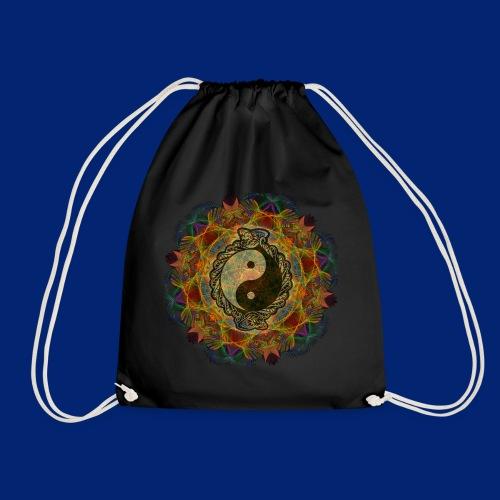 Fractal Claire Obscure - Drawstring Bag