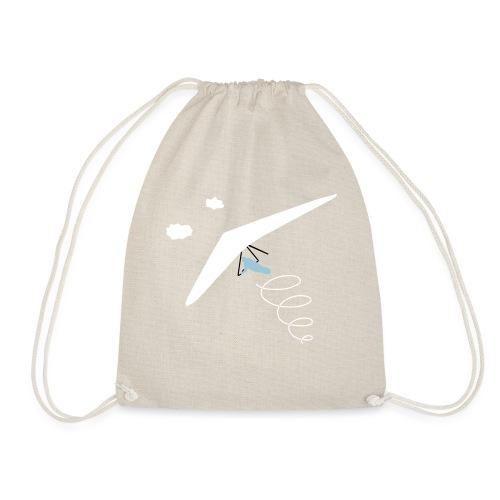 hanggliding thermik - Drawstring Bag