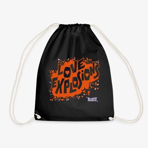 Love Explosion - Drawstring Bag