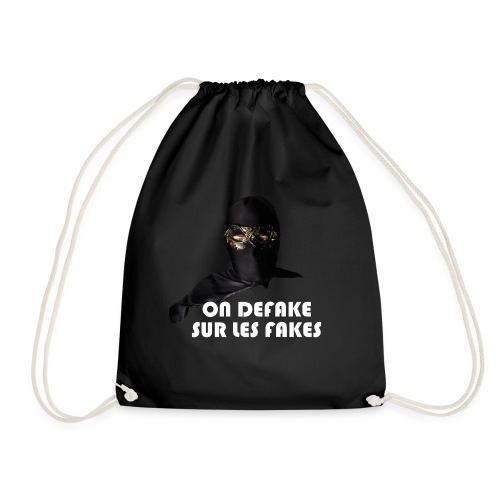 Defakator : on defake sur les fakes - Sac de sport léger