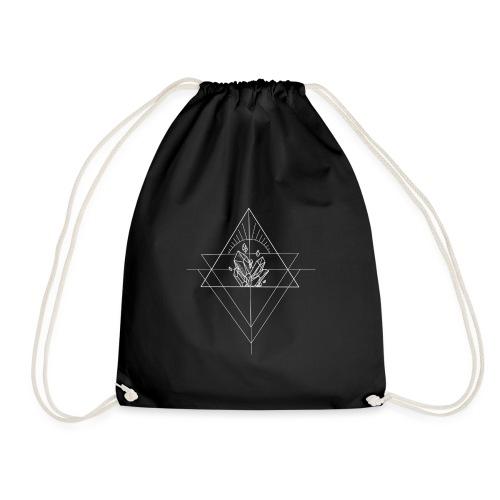 crystal triangle - Turnbeutel
