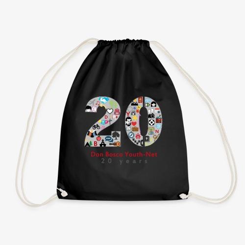 20 years DBYN - Drawstring Bag