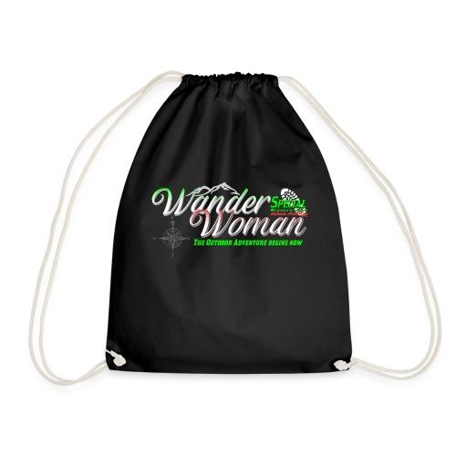 Special Edition Wander Woman Wandern Geschenk - Turnbeutel