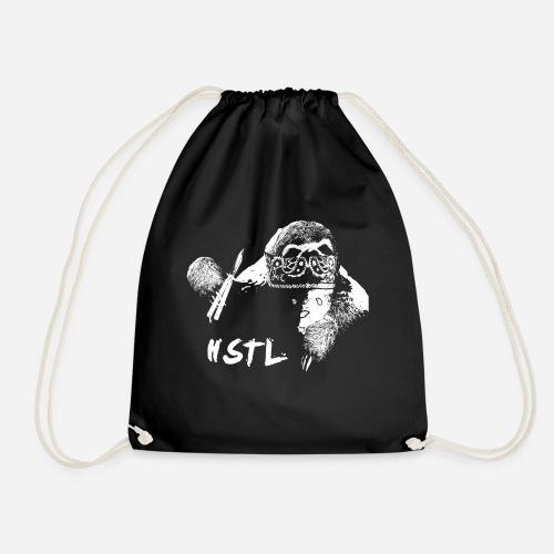 SLOTH HSTL - Drawstring Bag