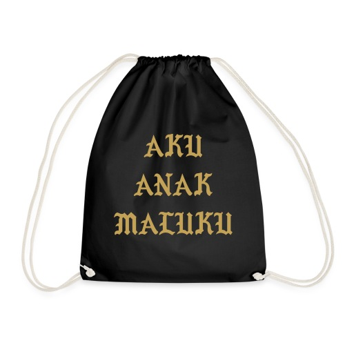 Aku Anak Maluku goud png - Gymtas