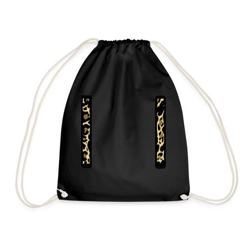 FRONT JACK DESIGN - Drawstring Bag