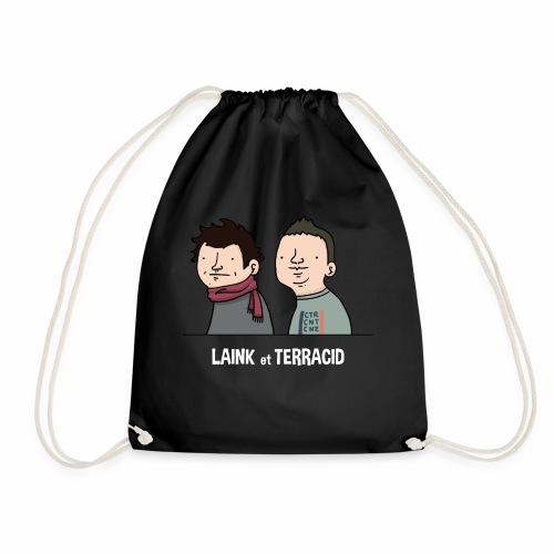 Laink et Terracid old - Sac de sport léger