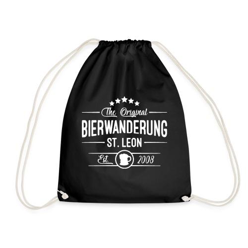 20190906 Logo Bierwanderung weiss 0 2 1200dpi - Turnbeutel