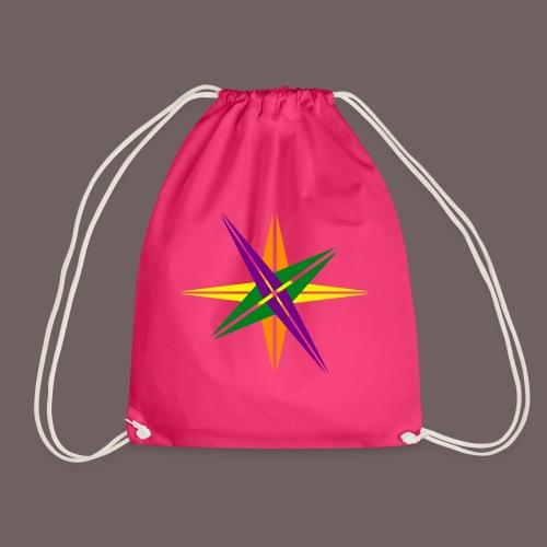 GBIGBO zjebeezjeboo - Love - Couleur d'étoile brillante - Sac de sport léger