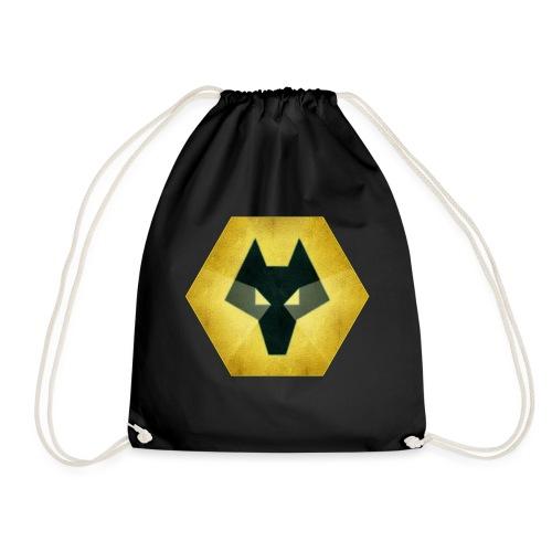 Wolves Logo - Drawstring Bag