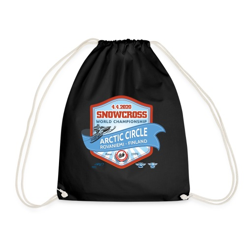 MM Snowcross 2020 virallinen fanituote - Jumppakassi