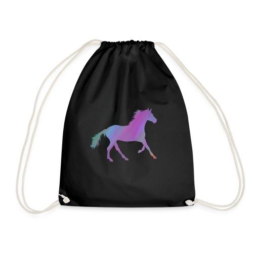 Horse - Drawstring Bag