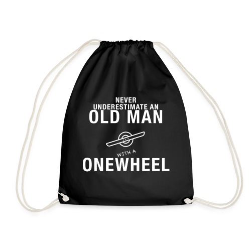 Old Man with an Onewheel - Sportstaske