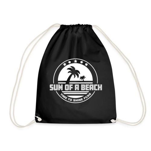 SUN OF A BEACH - Turnbeutel