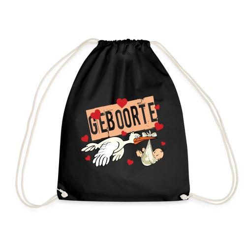 Geboorte Baby - Drawstring Bag