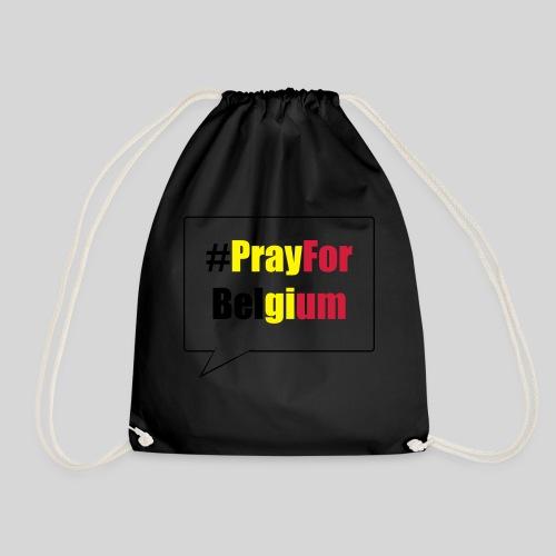 #PrayForBelgium - Sac de sport léger
