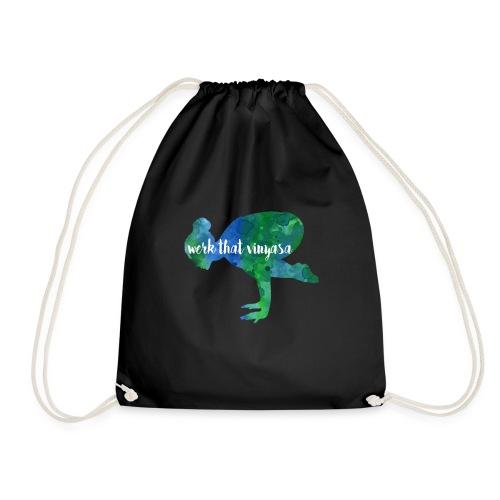 vinyasa - Drawstring Bag