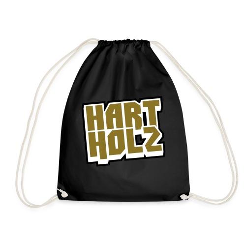 HARTHOLZ Logo - Turnbeutel
