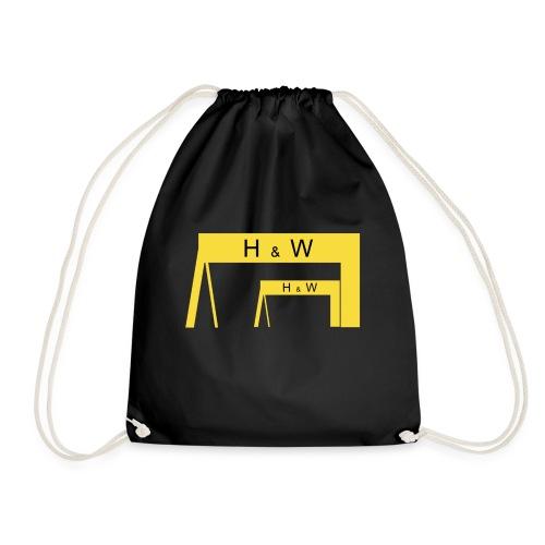 Harland & Wolff - Drawstring Bag