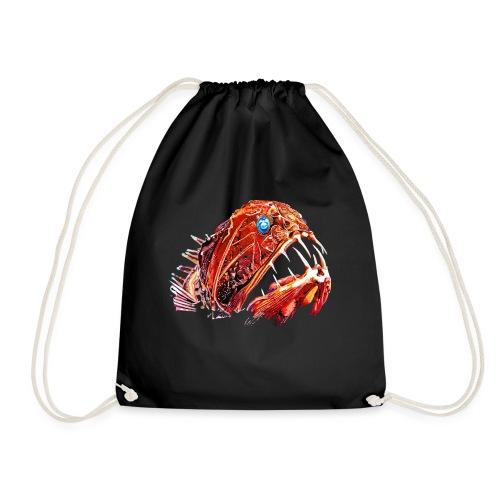 Fang Tooth - Drawstring Bag