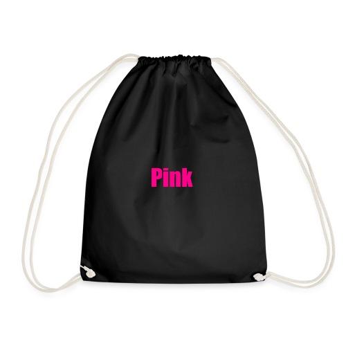 pink - Turnbeutel