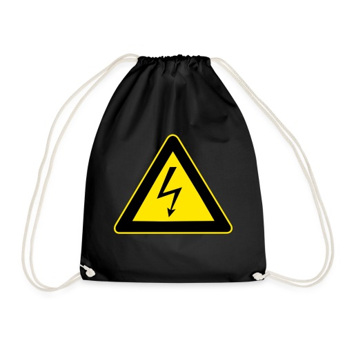 High Voltage - Drawstring Bag