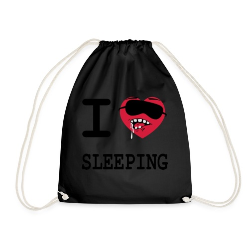 i_love_sleeping - Sac de sport léger