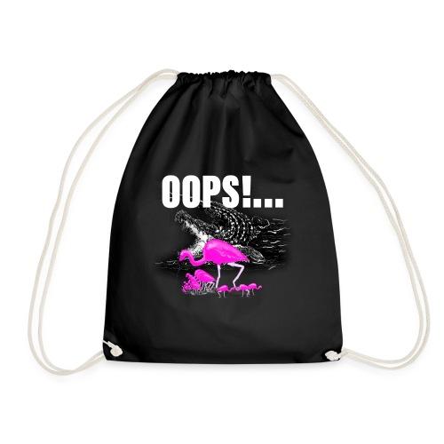 Oops!! - Drawstring Bag