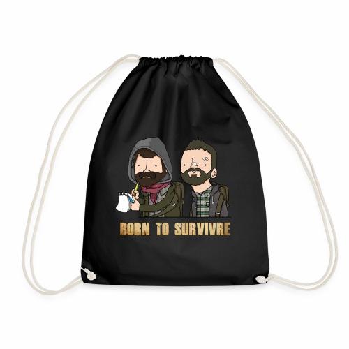 Born to Survivre - Sac de sport léger