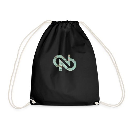 NightCoreFX Logo Green - Drawstring Bag