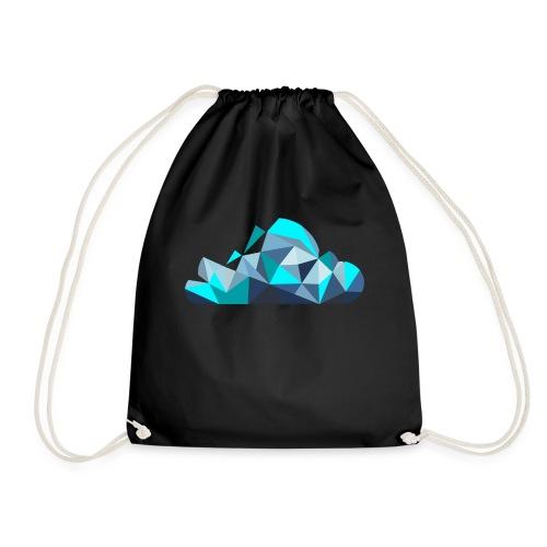 'CLOUD' Mens T-Shirt - Drawstring Bag