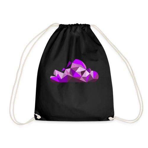'CLOUD' Womens Vest Top - Drawstring Bag