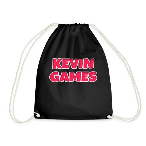 Maglietta KevinGames YouTube - Sacca sportiva