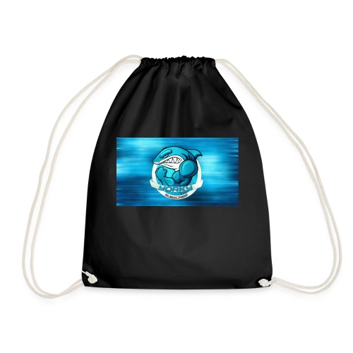 Shark_logo - Sacca sportiva