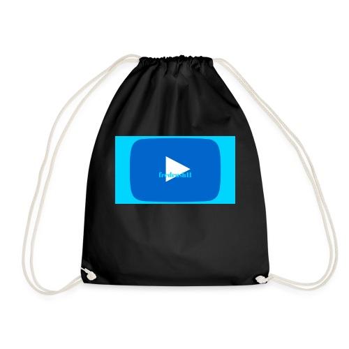 fredrush11 png - Drawstring Bag