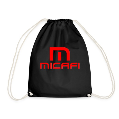 Micafi White children T-shirt - Drawstring Bag