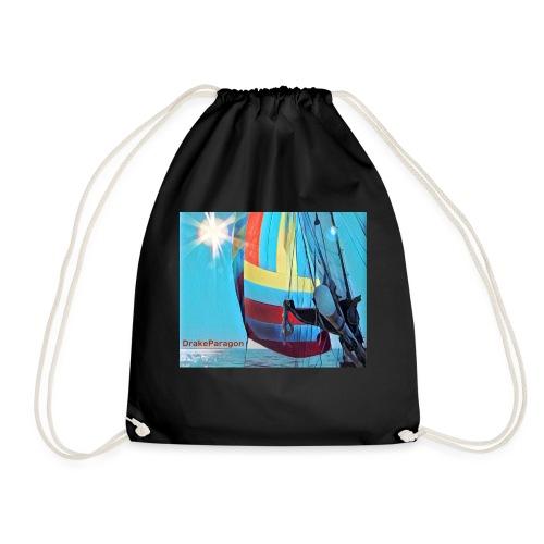 theSpinnaker_beerMug - Drawstring Bag