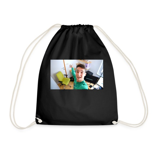 20506 2CWelcome - Drawstring Bag