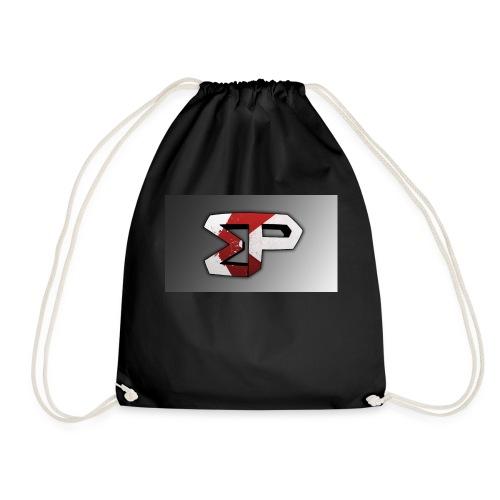 MSZ Perplex YouTube Logo - Drawstring Bag