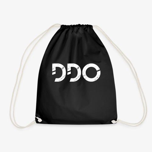DDO in het wit - Gymtas