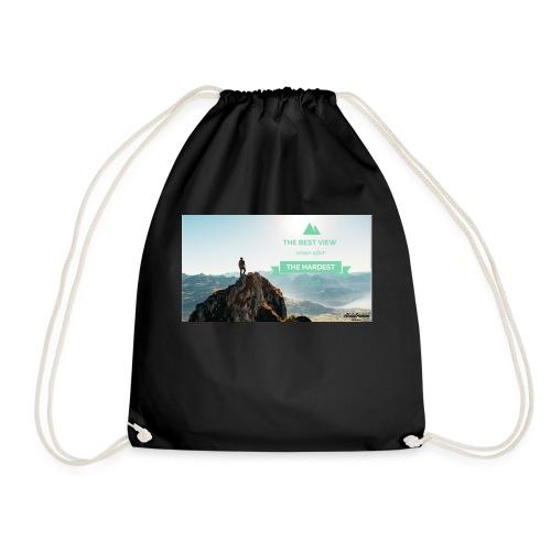 fbdjfgjf - Drawstring Bag