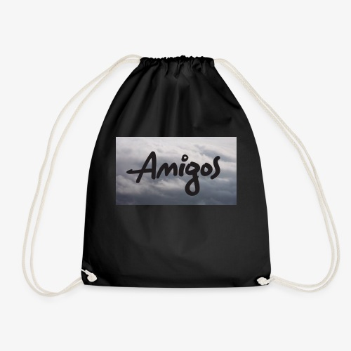 NEW AmigoBro Logo - Drawstring Bag