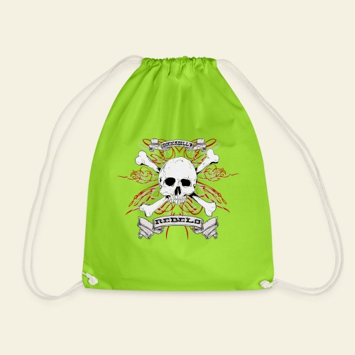skull - Sportstaske
