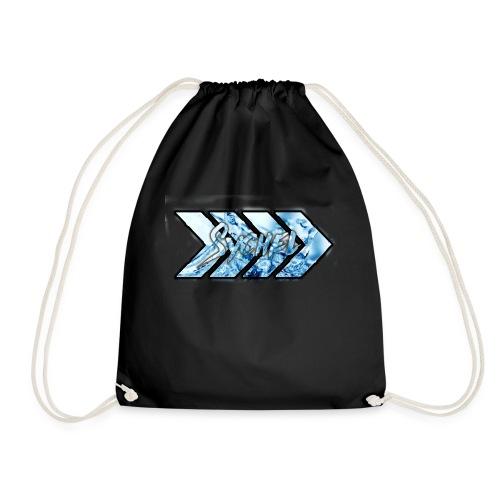Water Sychel Logo - Drawstring Bag