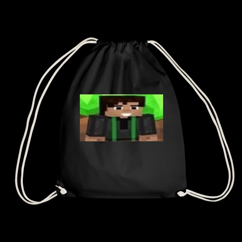 EnZ PlayZ Profile Pic - Drawstring Bag
