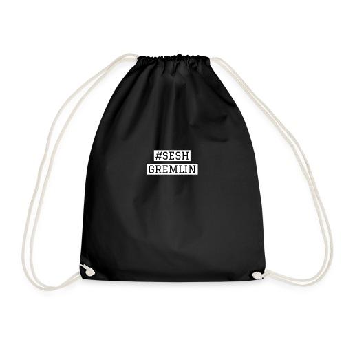 #SESHGREMLIN - Drawstring Bag