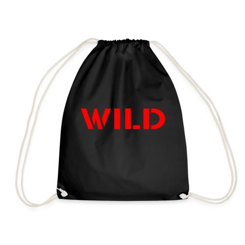 RED WILD Sweatshirt - Sac de sport léger