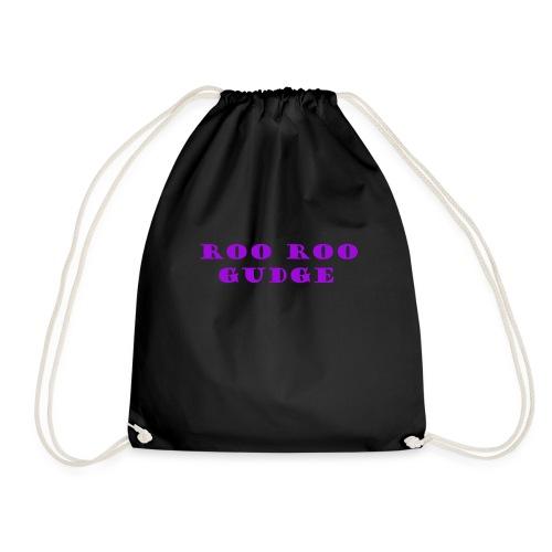 rooroogudge - Drawstring Bag