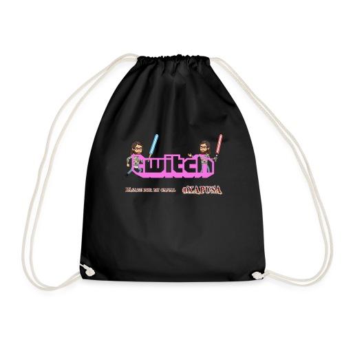 Logotipo Contraste Canal Twitch - Mochila saco