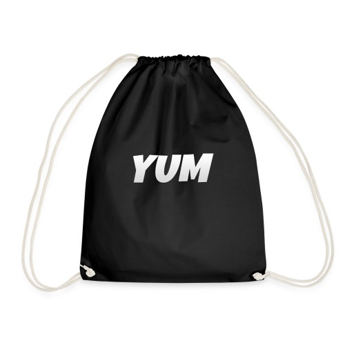 My 1st YUM Product hope you like. - Drawstring Bag